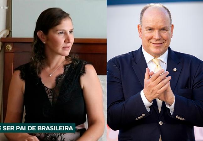 Príncipe de Mônaco é acusado de pedir para que brasileira abortasse filha