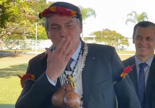Bolsonaro será 1º a não demarcar terras indígenas; relembre falas preconceituosas do presidente