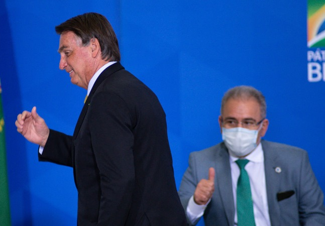 Máscara: 5 motivos para ignorar ministro da Saúde e continuar proteção contra covid