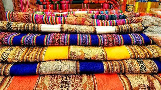 Feira Kantuta: pedacinho da Bolívia em SP
