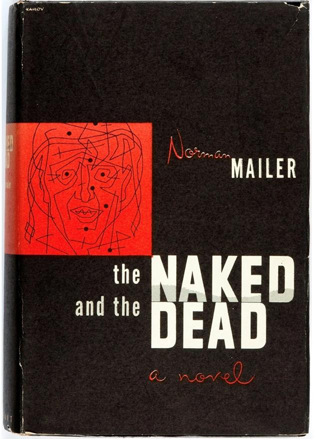 Capa de Norman Mailer