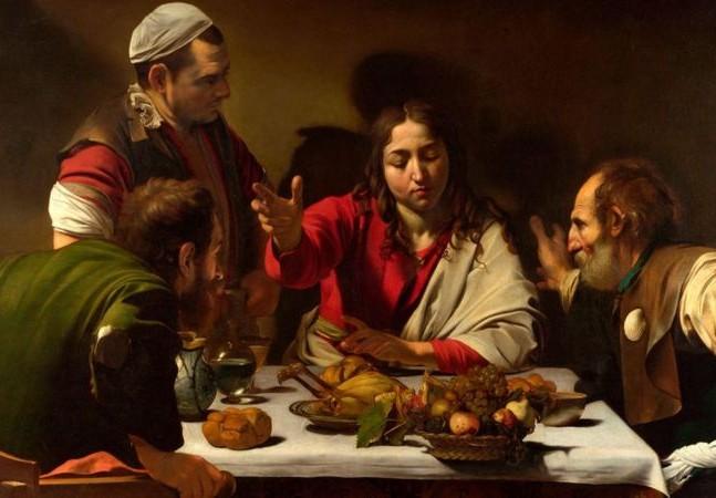 Caravaggio tem detalhe sobre sociedade secreta em obra célebre