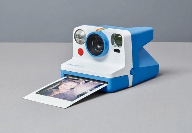 Polaroid Now: o último modelo das câmeras Polaroid