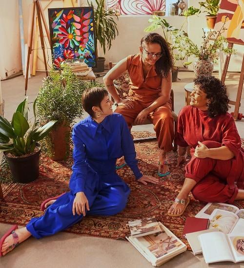 Projeto valoriza artistas mulheres com projeto de capacitação