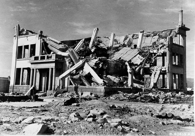 Fotos dos efeitos destrutivos da bomba de Hiroshima ainda chocam, mais de 70 anos depois