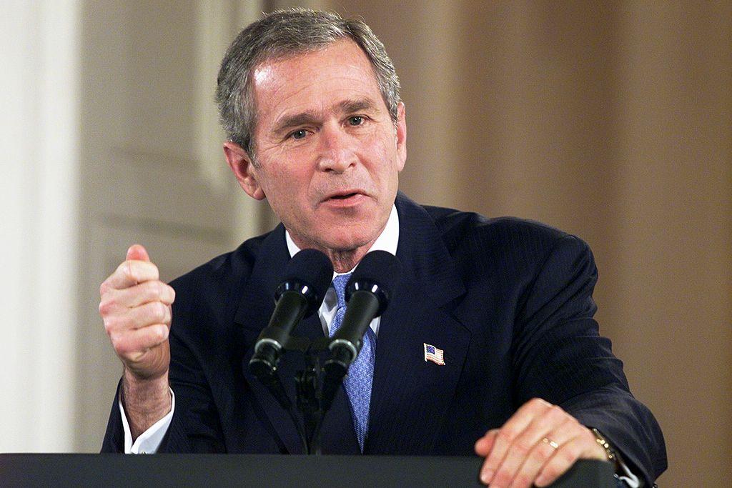 Bush Afeganistão