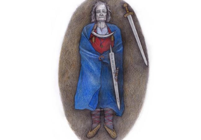 Indivíduo não binário estava enterrado em túmulo medieval encontrado na Finlândia
