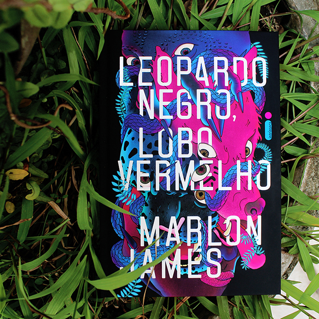 """Leopardo Negro, Lobo Vermelho"""