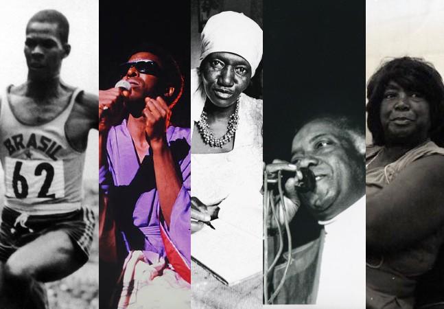 Diversidade: história das 5 personalidades negras que ganham estátua em SP