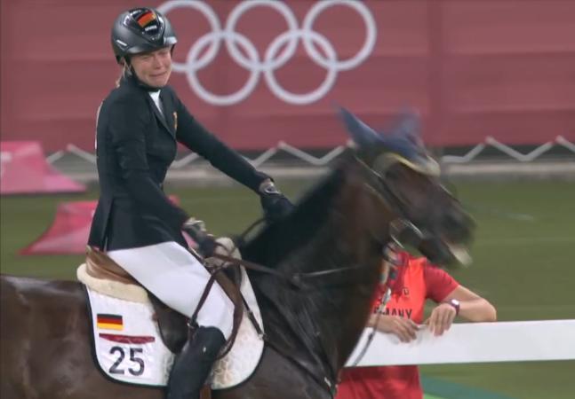 Cavalo agredido nas Olimpíadas intensifica debate sobre animais no esporte