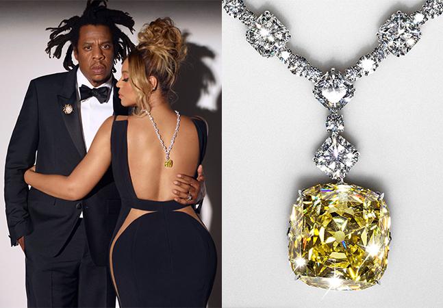 Diamante da Tiffany usado por Beyoncé e o colonialismo na África do Sul