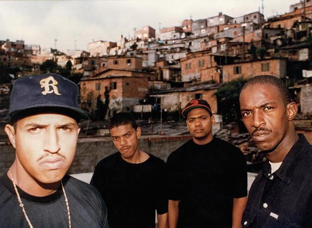 Os Racionais MC's são o maior nome do hip hop nacional