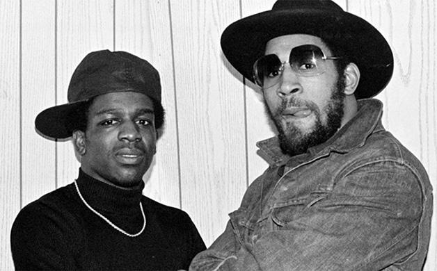 DJ Tony Tone e DJ Kool Herc em 1979