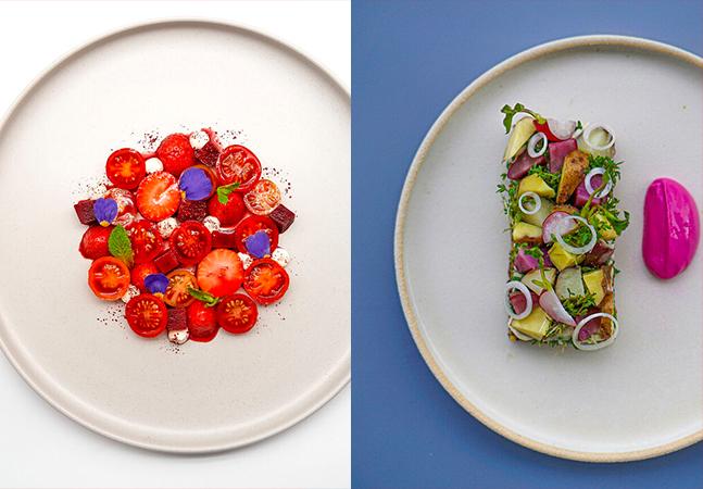 Os pratos mais lindos do mundo nesse fórum gastronômico do Reddit