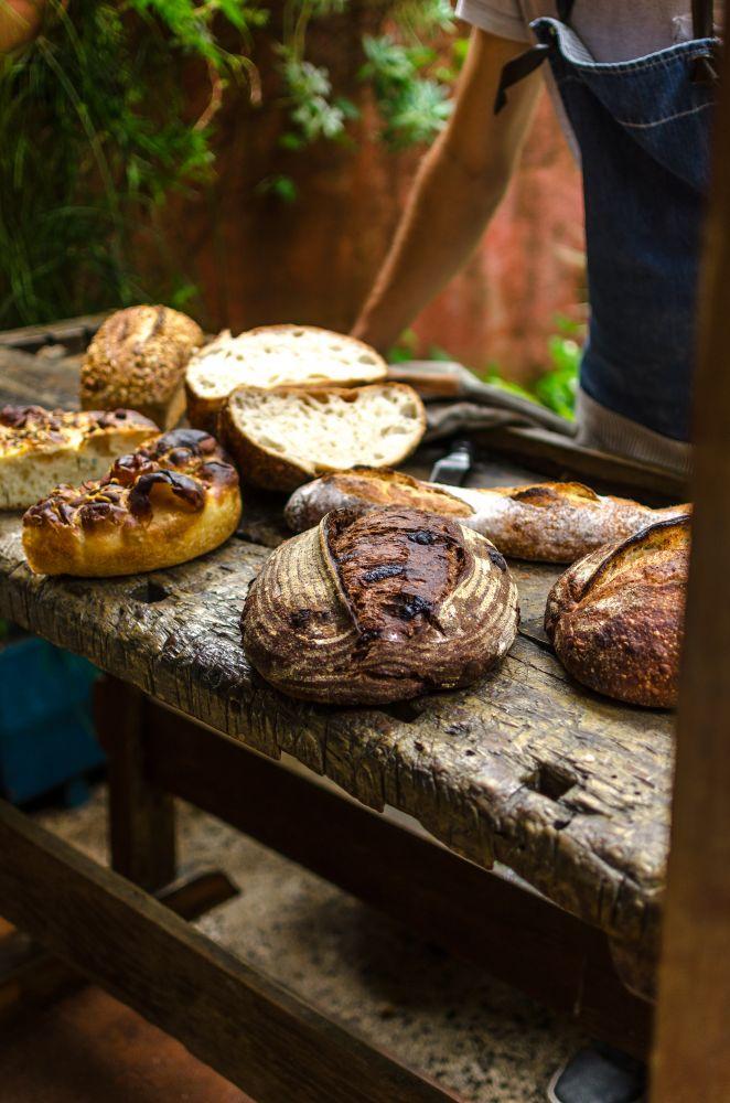 transição de carreira pão padaria