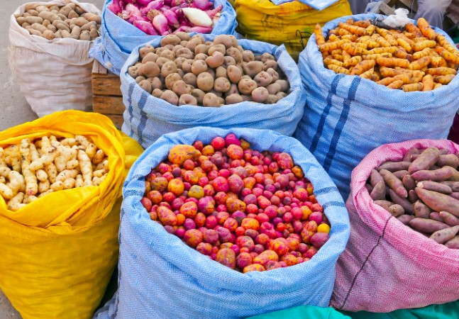 Feira Kantuta: pedacinho da Bolívia em SP com variedade impressionante de batatas