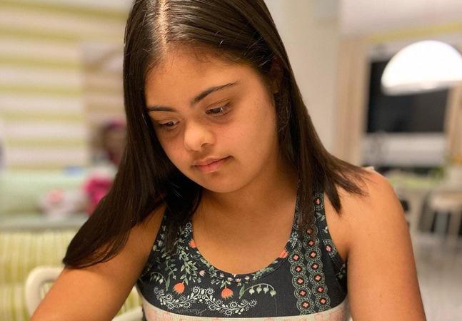 Síndrome de down: filha de Romário responde fala preconceituosa de ministro da Educação
