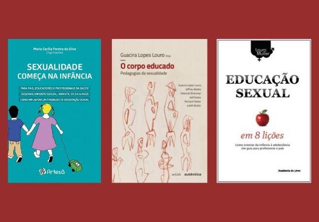 O verdadeiro Sex Education: alguns títulos para aprender e debater sobre educação sexual