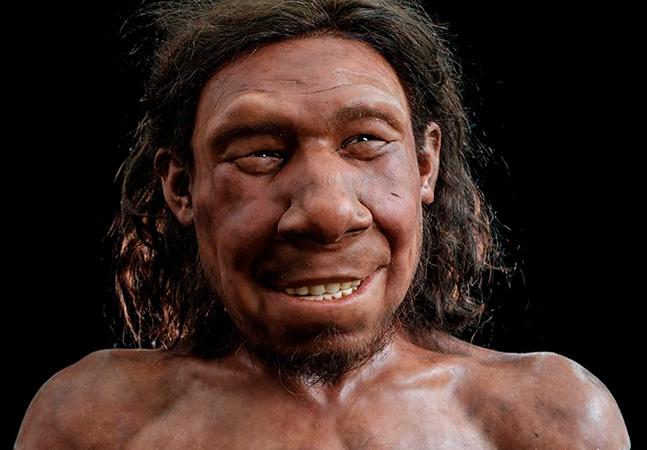 Ciência reconstrói rosto de Neandertal de 50 mil anos encontrado na Holanda