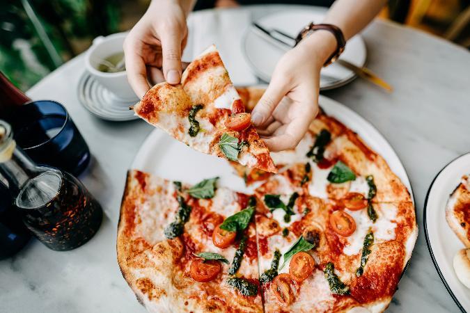 Dicas para pizzas vegetarianas e veganas perfeitas