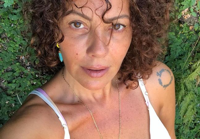Fabíula Nascimento fala sobre violência doméstica sofrida pelo pai: 'Não convivo'