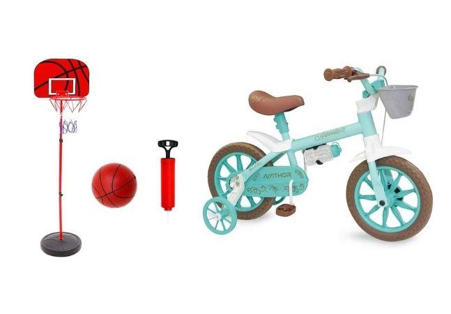 Ideias de presente para a criançada se divertir e brincar ao ar livre!