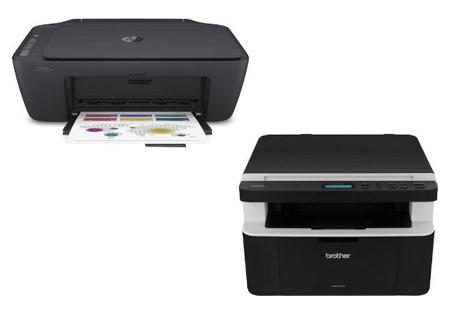 Impressora laser ou jato de tinta? Descubra qual a melhor para sua rotina!