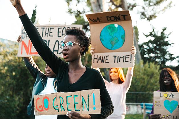 A ansiedade ambiental para os jovens de todo o mundo - em especial no Brasil