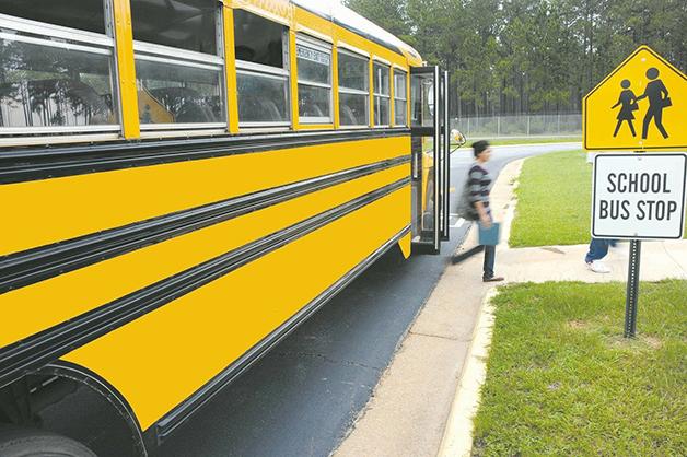 ônibus escolar nos EUA