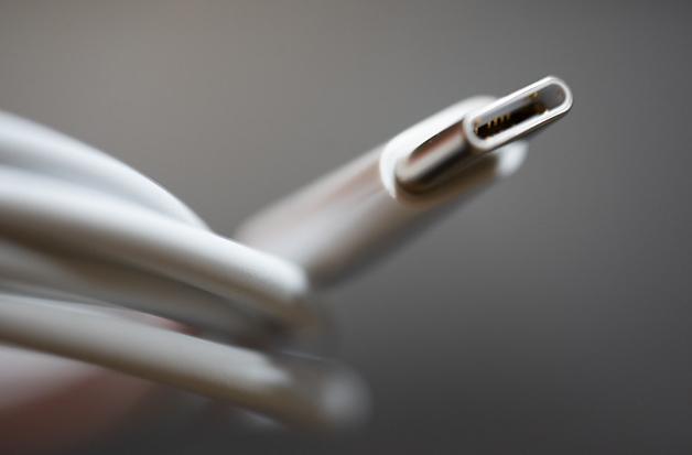 O popular conector USB-C