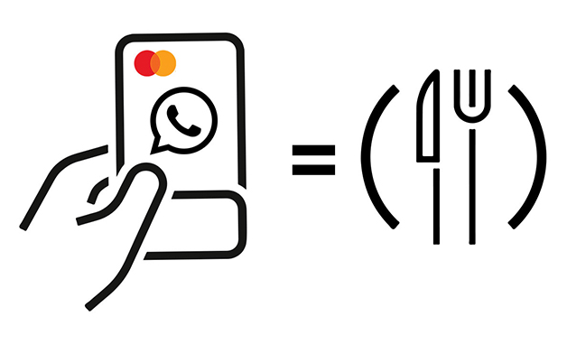 Mastercard e Whatsapp Pay