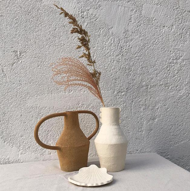 Cerâmicas de Cassandre Bouilly