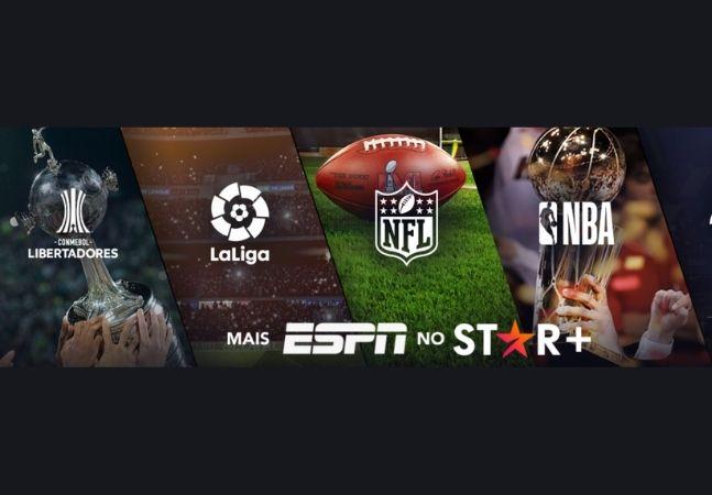 Fanáticos por esportes: entenda como o Star+ promete elevar a programação esportiva no streaming