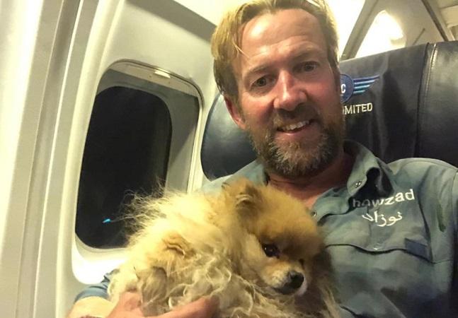 Soldado britânico resgata 200 cães e gatos do Afeganistão