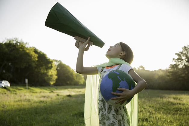 Jovem e o meio ambiente