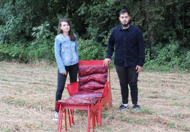 'Oscar do design' vai para poltrona biodegradável de estudantes brasileiros