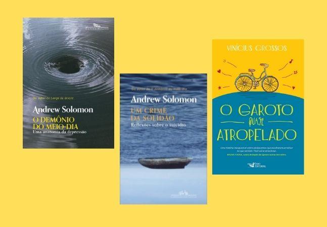 Setembro amarelo: livros para entender mais sobre suicídio e como você pode ajudar