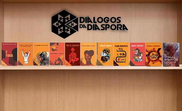 Livros da Diálogos da Diáspora
