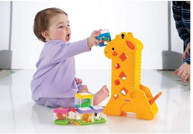 Cinco ideias de presentes para bebês nesse dia das crianças!