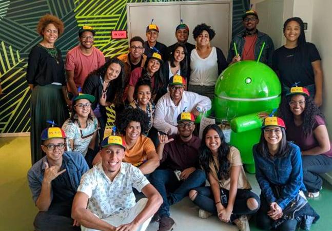 Google abre vagas para pessoas negras na área de tecnologia em BH