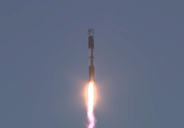 Foguete explode minutos após lançamento e não alcança órbita da Terra; veja vídeo