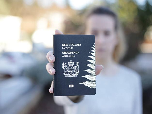 Passaporte neozelandês e Mãori