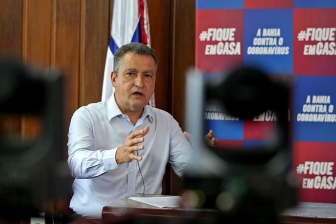 Governador da Bahia defende política para regulamentar drogas: 'É urgente'