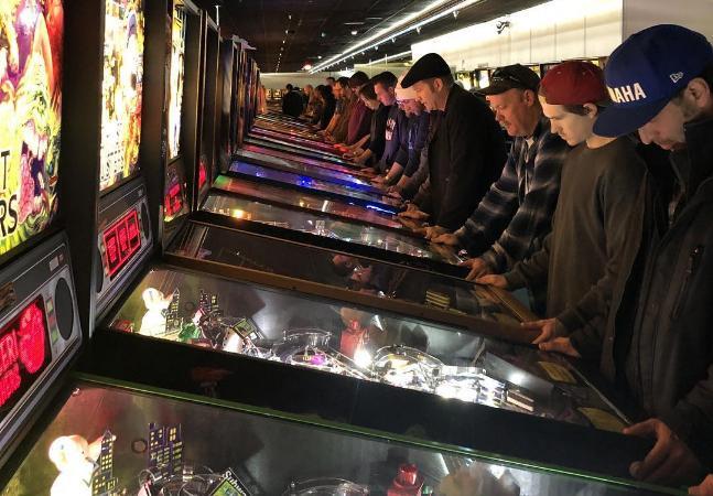 Museu do pinball será fechado e seus 1700 fliperamas leiloados