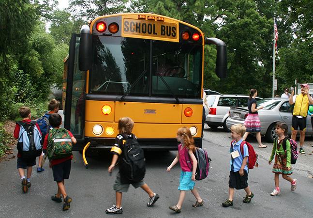 Como a pandemia provocou uma 'seca' de motoristas de ônibus escolares nos EUA