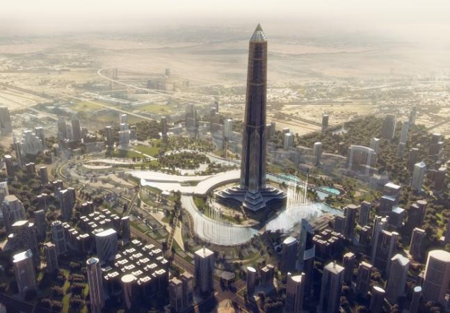 O que se sabe até agora sobre a nova e futurista capital do Egito ainda sem nome