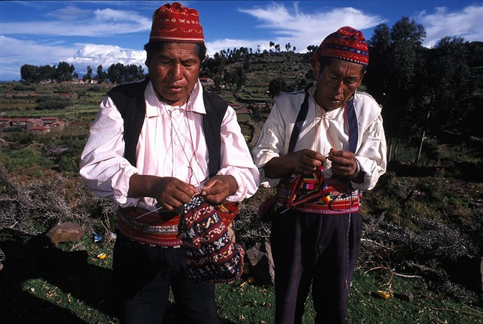 taquile tricot