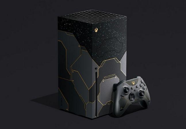 Xbox Series X Halo Edition acaba de entrar em pré venda na Amazon