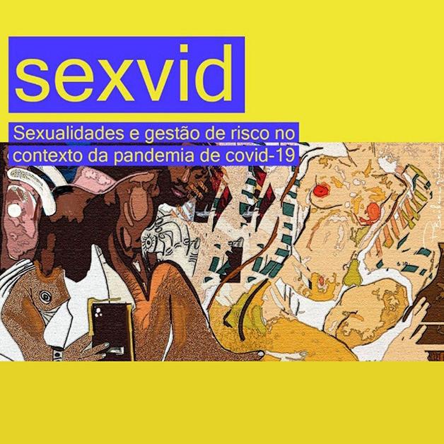 """Capa da pesquisa """"Sexvid"""""""