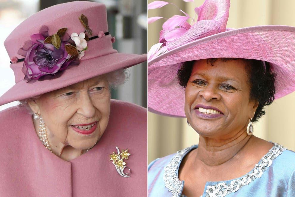 Primeira presidente de Barbados a substituir a Rainha Elizabeth é uma mulher negra